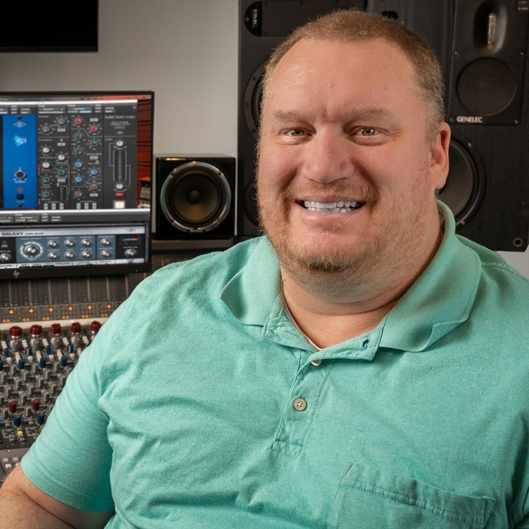 Michael Maughan Head Mastering Engineer